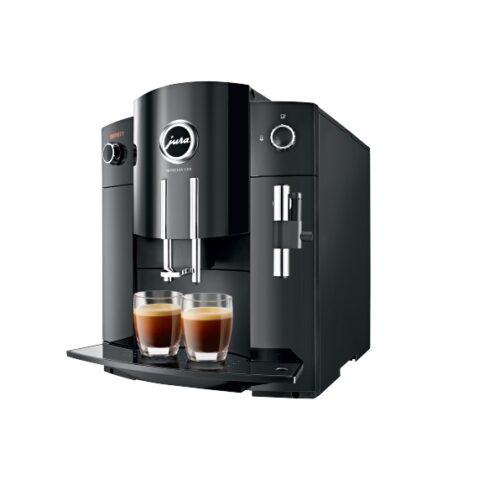 JURA-C60-Espressomasin-kaks-kohvi