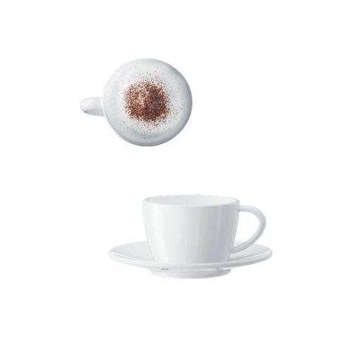 JURA cappuccinotassid 6-ne komplekt