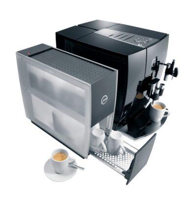 JURA-tassisoojendi-kohvimasin