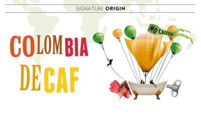 Colombia-Decaffeinato-beans