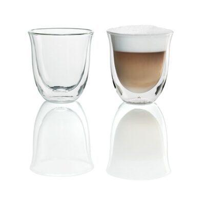 DeLonghi cappuccinoklaasid 2-ne komplekt
