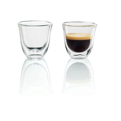 DeLonghi espressoklaasid 2-ne komplekt