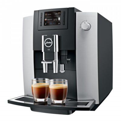 JURA E6 espressomasin