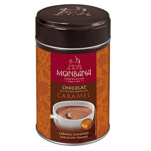 Monbana karamellimaitseline kuum shokolaad 250g