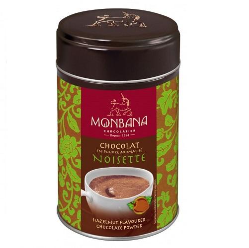 Monbana pähklimaitseline kuum shokolaad 250g
