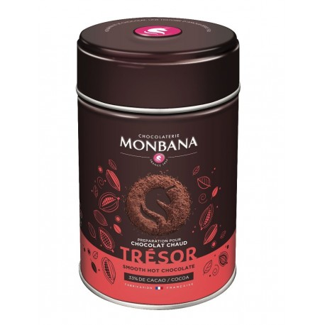 Monbana Tresor kuum šokolaad 250g