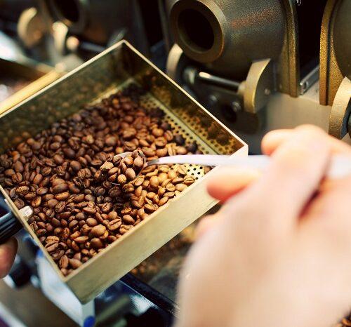 Suave-kohvioad-röstimine