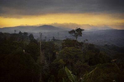 Sumatra-Gayo-mountains