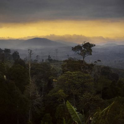 Sumatra-Gayo-mountains