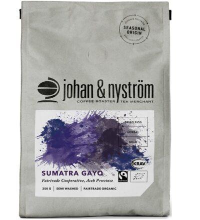 Mahekasvatatud Sumatra Gayo 250g