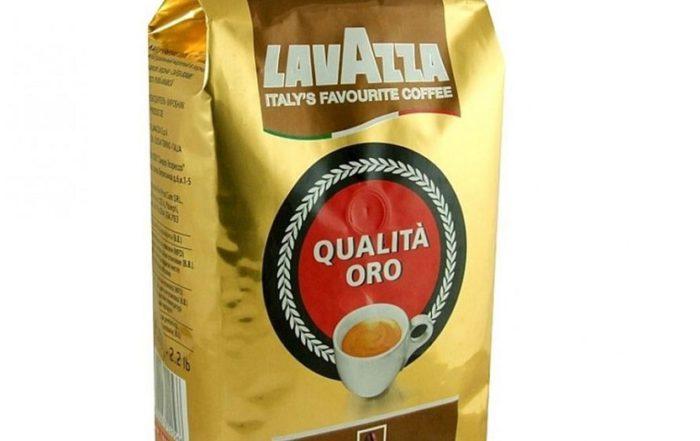 Lavazza Qualita Oro 1kg