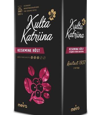 Kulta Katriina filtrikohv 500g