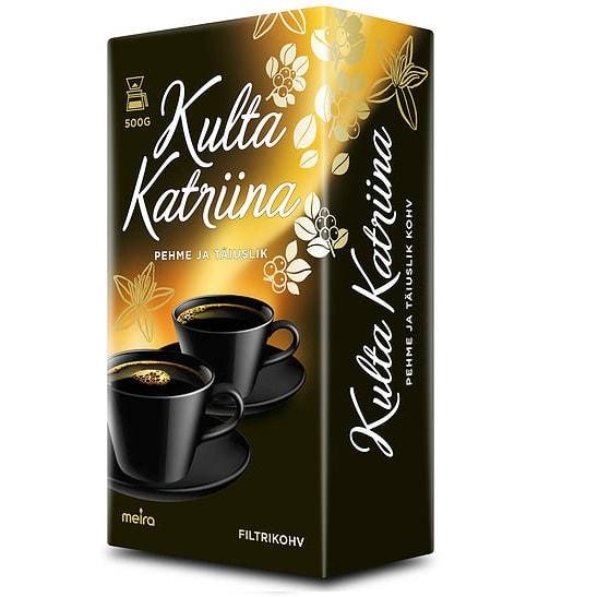 kulta-katriina-filtrikohv-500g - Kaffi