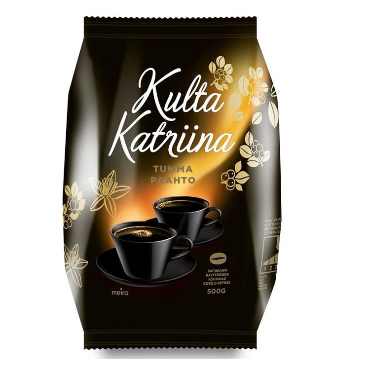 Kulta Katriina kohvioad 1kg - Kaffi