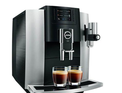 JURA E8 Espressomasin