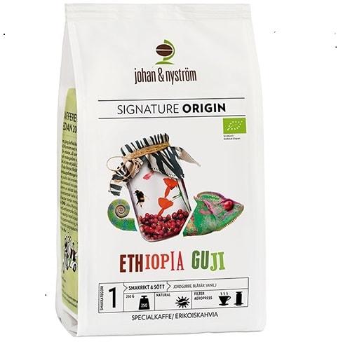mahekasvatatud ethiopia guji 250g