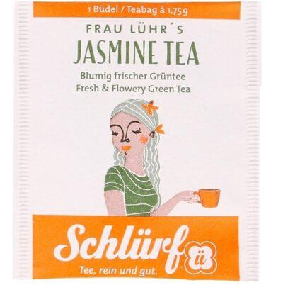 Frau Lühri jasmiinitee