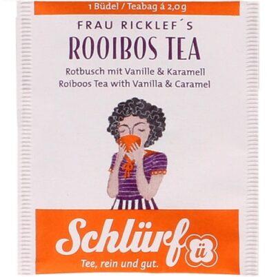 Frau Ricklefi rooibos tee
