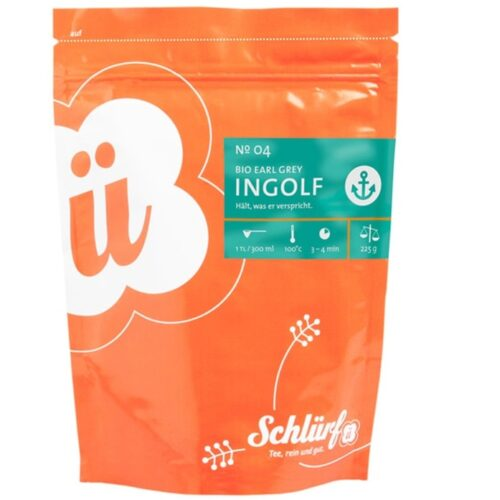 Ingolfi must tee Earl Grey