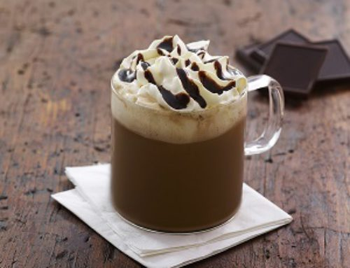 šokolaadi-mündi mocha