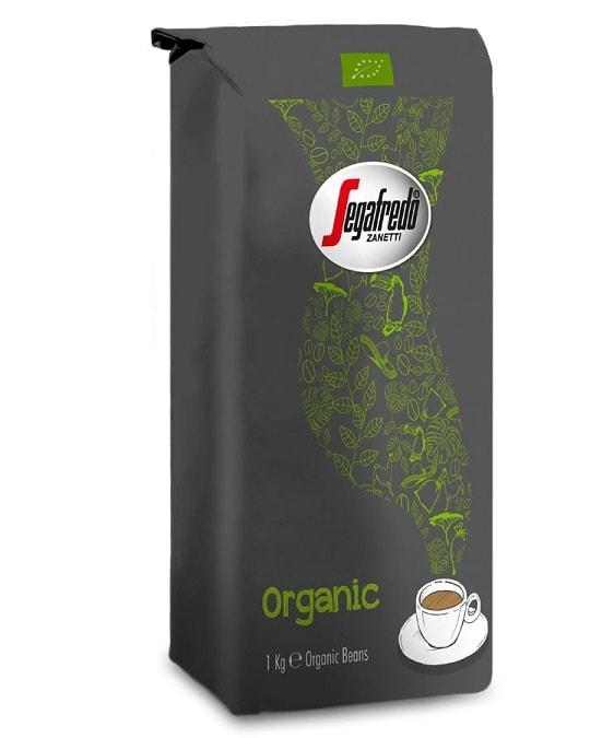 Segafredo Organic 1kg