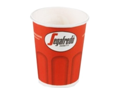 Segafredo tops 250ml