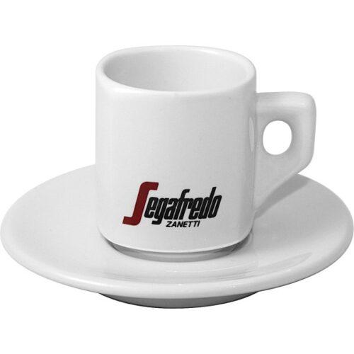Segafredo espressotassid 4-ne komplekt