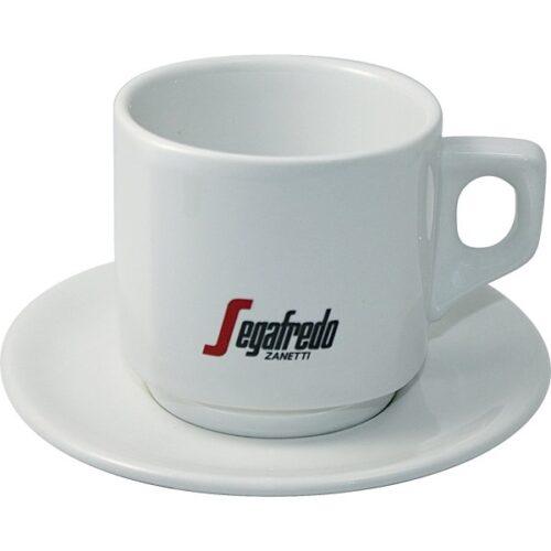 Segafredo cappuccinotassid 4-ne komplekt
