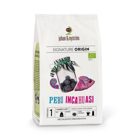 Mahekasvatatud Peru Incahuasi kohvioad