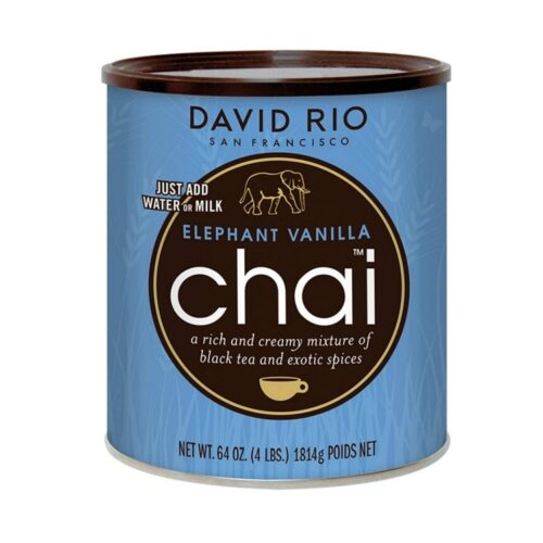Chai Elephant Vanilla 1814g