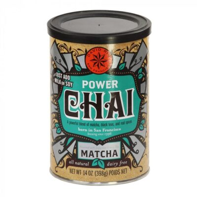 Chai Power Matcha 398g
