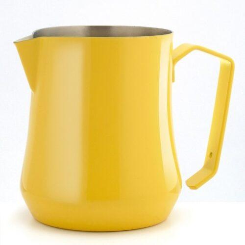 Piimavahustuskann kollane 500ml