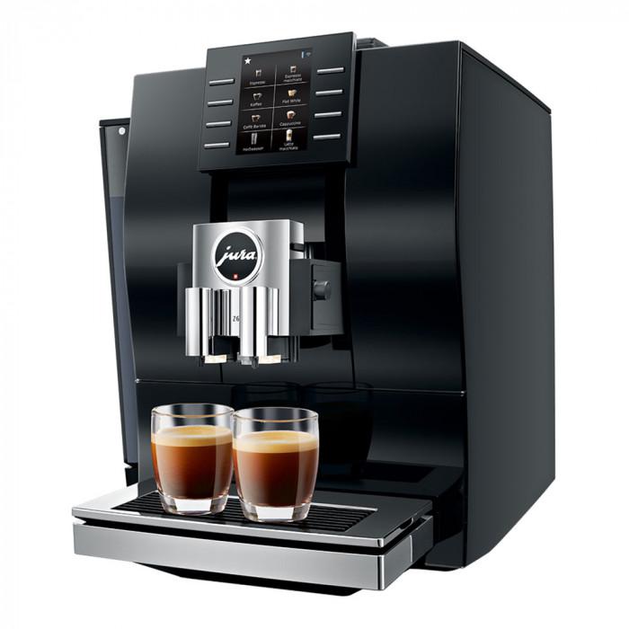 JURA Z6 Diamond Black espressomasin