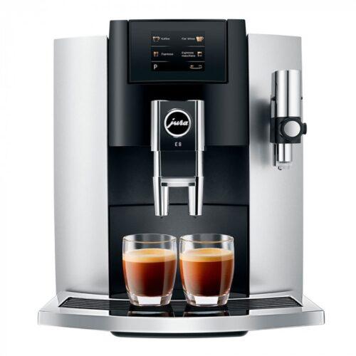 JURA E8 Touch Espressomasin