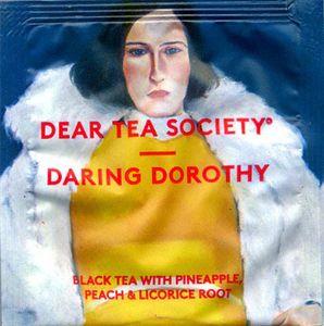 Daring Dorothy must tee