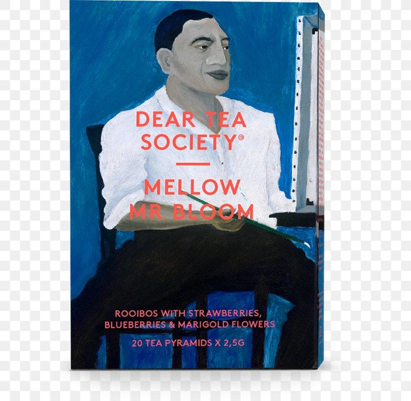 Mellow Mr.Bloom rooibos tee
