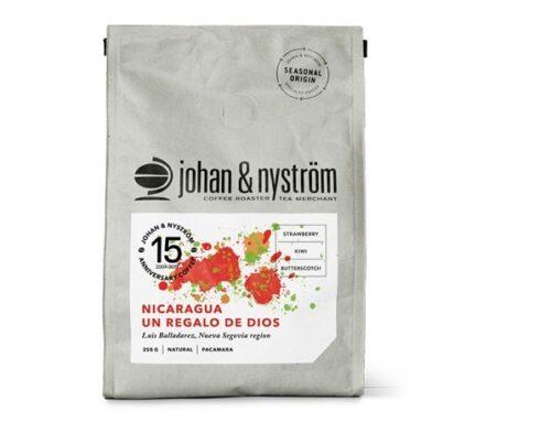 Johan & Nyström uued kohvioad