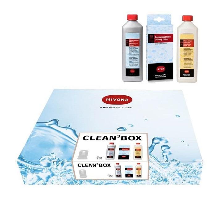 Nivona CleanBox hoolduskomplekt