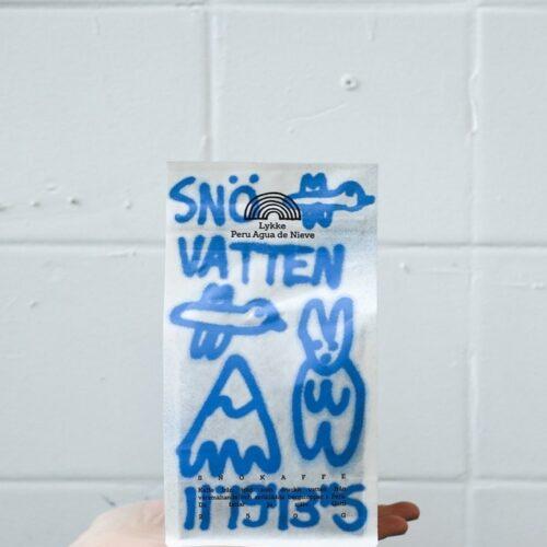 Lykke Snövatten 250g