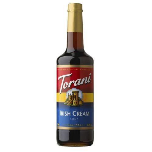 Torani Irish Cream siirup 750ml