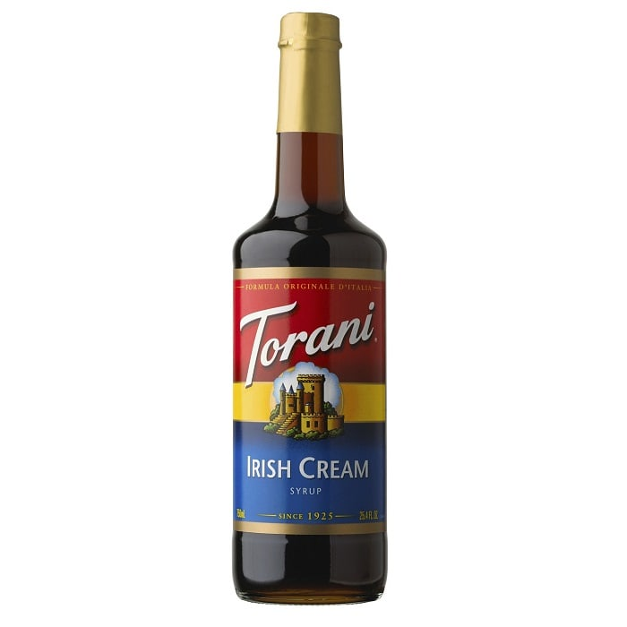 Torani Irish Cream siirup 750ml