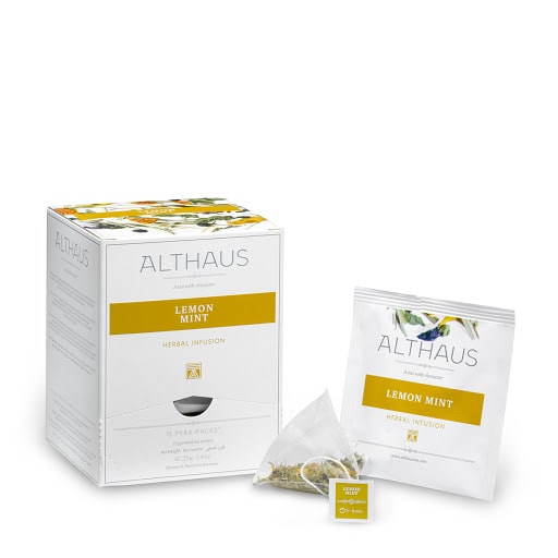 Althaus Lemon Mint taimetee