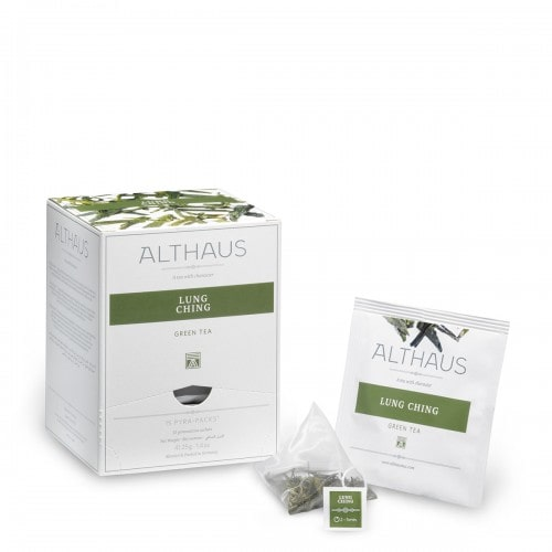 Althaus Lung Ching roheline tee
