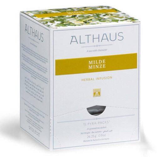 Althaus Milde Minze taimetee