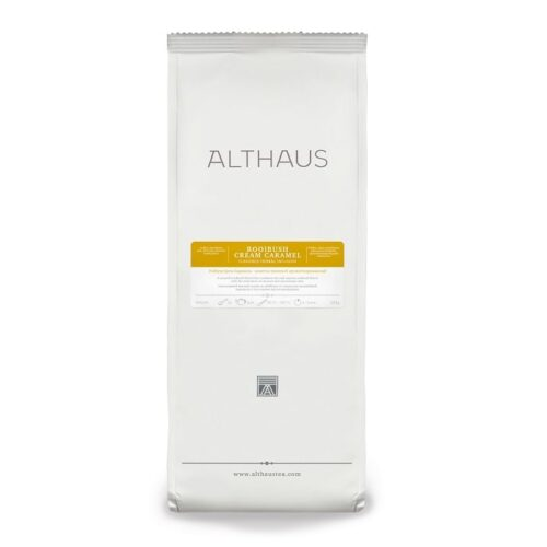 Althaus Rooibos Cream Caramel taimetee 250g