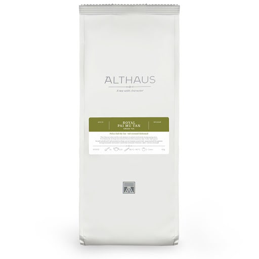 Althaus Royal Pai Mu Tan valge tee 65g