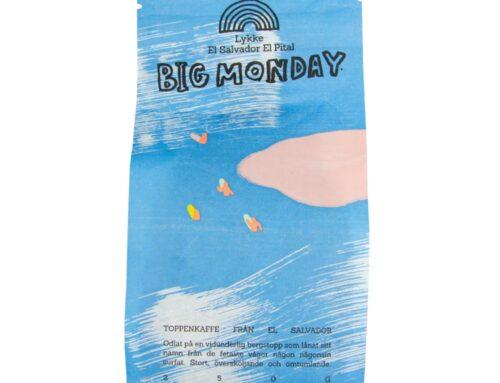 Big Monday kohvioad